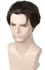 Detroit Become Human Connor Wig Halloween Costume Cosplay Wig Nature Brown Hair