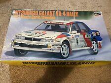 Hasegawa Mitsubishi Galant VR-4 1/24 1991 Monte Carlo/Swedish Rally Model Kit