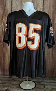 NFL Players, Men's M Cincinnati Bengals #85 Chad Johnson Jersey. C-2
