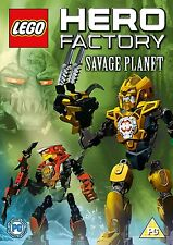LEGO Hero Factory - Savage Planet (DVD, 2012)  Brand new and sealed