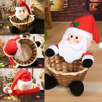 Candy Ablagekorb Dekoration Weihnachtsmann Ablagekorb Frohe Weihnachten Best