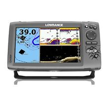Lowrance Hook-9 Mid/High/Downscan Fishfinder 000-12670-001