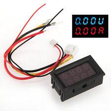 Pannello Voltmetro Amperometro Digitale LCD DC 100V 100A 4 Cifre HKIT