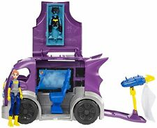 DC SUPER HERO GIRLS BATGIRL & MISSION VEHICLE - BNIB
