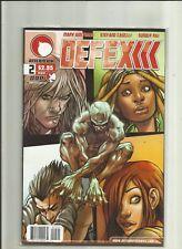 Defex 2 . DDP Comics. 2004
