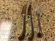 """Dansk TORUN Salad Fork 7 1/8"""" Stainless Flatware Dinner Knives"""