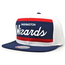 wholesale dealer 6a3cd 6929f Washington Wizards COLOR BLOCK Snapback Mitchell   Ness NBA Hat