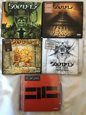 Soulfly Cavalera Collection Lot Bundle Sepultura Prophecy Ages Conquer Inflikted