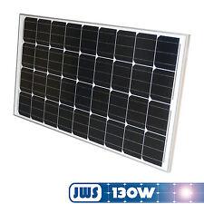 Solarpanel Solarmodul 130W 130Watt 12V 12Volt MONOKRISTALLIN Wohnwagen Wohnmobil