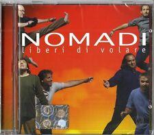 Nomadi - Liberi Di Volare - CD Nuovo Sigillato