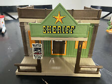 Playmobil 7378 Sheriff's Office - Nearly Complete