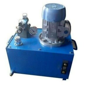 Hydraulic power pack 3 phase or single phase custom configurations available