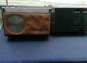 Kofferradios Saba sandy und Nokia ITT