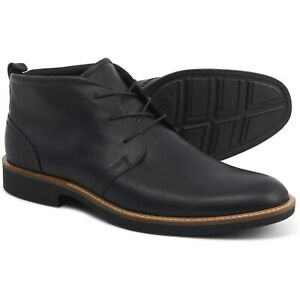 New Men`s ECCO Biarritz Boots Lace 630274