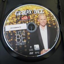Gerry Dee Mr. D TV Live Let's Be Honest Signed DVD © 2013 w/COA