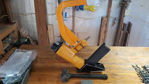 bostitch model MIII , pneumatic flooring stapler,