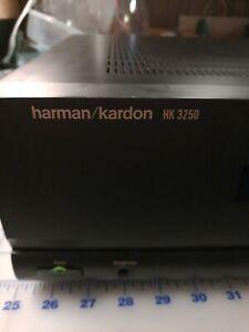Vintage Harmon Kardon HK 3250  FM Stereo Receiver - TESTED WORKS