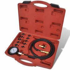 Motor en olie druk test set testset tester testerset druktester autogereedschap