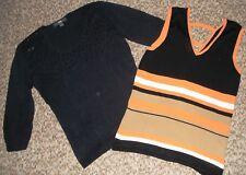 2 Marken Shirts/Top,Stretch,3/4 Arm + ohne Arm,Taifun,TCM,Gr.38/40,top gepflegt