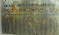 Nine Inch Nails - NIN - Trent Reznor - THE DOWNWARD SPIRAL Reissue Poster - NM