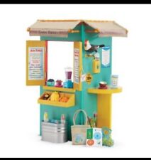 American Girl Doll Lea's Fruit Stand NEW & COMPLETE SET  *30 Accessories* NEW
