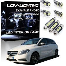 19X 6000K LED Interior Light Kit For Mercedes Benz B class W246 B250 B260 12-14