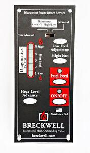 BRECKWELL Circuit Control Board A-E-401 - P23, P23i, P24, P24i, Big E, Sp2000