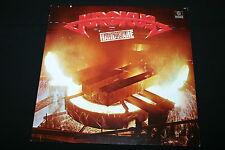 "KROKUS   LP 33T 12""   HARDWARE   1981"