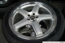 """MERCEDES BENZ OEM AMG 21"""" GL-CLASS WHEEL, TIRE, TPMS AND CENTER CAPS SET"""