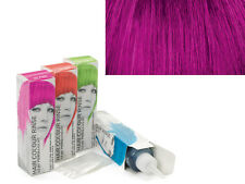 STARGAZER SEMI PERMANENT HAIR DYE COLOUR MAGENTA PINK x 4 PACKS