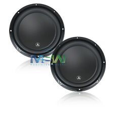 "(2) *NEW* JL AUDIO 13W3v3-2 13"" W3v3 SUBWOOFERS 2-OHM SVC CAR WOOFERS SUB *PAIR*"