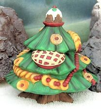 Department 56 ~~REDUCED PRICE ~~  Merry Makers: SWEET TREATS TREE Cir: 1992/96