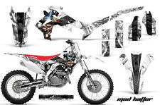 AMR Racing Honda Graphics Kit Bike Decal CRF 450R Decal MX Parts 13-15 MADHATTER