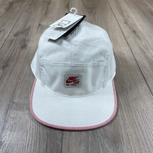 Nike AW84 Air Force 1 5 Panel Aerobill Hat Cap New With Tags