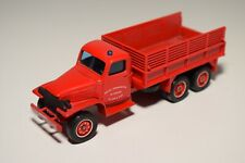 1:50 SOLIDO GMC SAPEUR POMPIER FIRE TRUCK EXCELLENT CONDITION