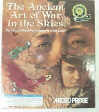 The Ancient Art of War in the Skies - MicroProse Game - 1992