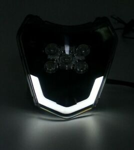 KTM SMC R 690, EXC Scheinwerfer LED, Lampe 2020, 2021 Tuning
