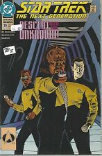 """STAR TREK by DC Comic ☆ The Next Generation TNG ☆ """"Decent Into The Unknown"""" #39"""