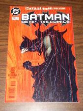 DETECTIVE COMICS #719 BATMAN DARK KNIGHT NM CONDITION MARCH 1998