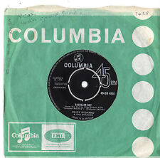 "Cliff Richard - Bachelor Boy / The Next Time 7"" Single 1962"