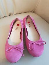 Damen Schuhe Ballerinas gr.4 1/2(37,5)von Hogl