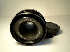 M42 Carl Zeiss Jena Tessar 2,8/50 TOP CONDITION LENS