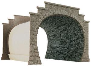 Decor sheet for tunnels - OO/HO Railway Scenery Busch 7404 -