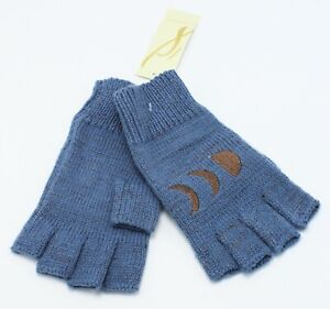 """New """" Phases of The Moon """" Fingerless Gloves by Collection XIIX nwt #FG25"""