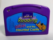 "Leap Pad 2 Reading  ""SCOOBY DOO AND THE HAUNTED CASTLE"" cartridge only"