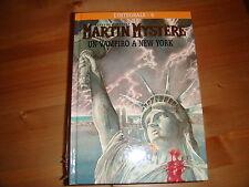 MARTIN MYSTERE L'INTEGRALE N.6 UN VAMPIRO A NEW YORK - CARTONATO