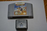 N64 Nintendo 64 Star Wars Rogue Squadron & Jumper/Expansion Pak 4MB  NUS-008