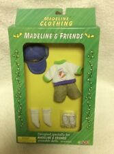 Madeline & Friends Madeline Clothing In Bloom Outfit New