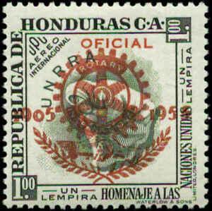 Honduras Scott #C237 Mint Hinged