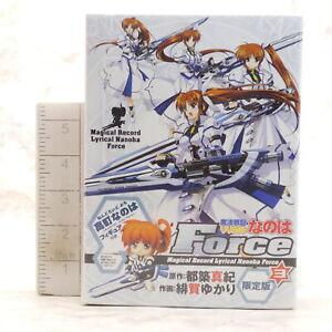 #9K1003 Japan Anime Figure Magical Girl Lyrical Nanoha
